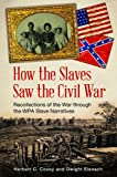 How the Slaves Saw the Civil War, Herbert C. Covey and Dwight Eisnach, 1440828237
