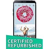 (Certified REFURBISHED) LG G6 LGH870DS (Astro Black, 64GB)
