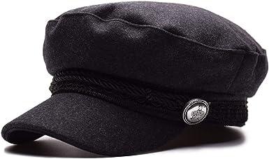Newsboy Cap Women Unisex Beret Caps Hat Mixed Color Sun Hat Flat
