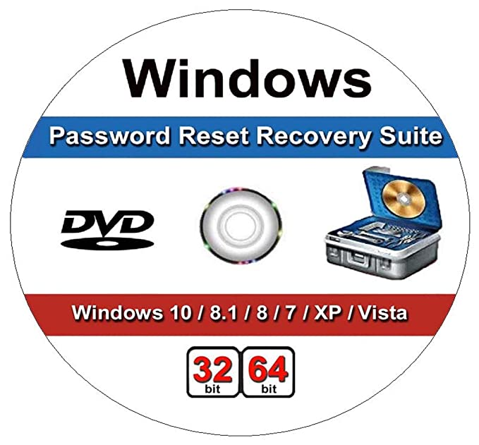 lost vista password