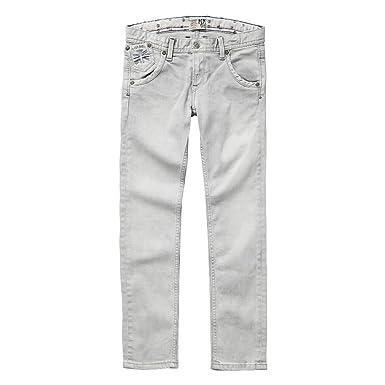 072c99df2a66 Pepe Jeans Garçon Jeans Billy FB. Gris - Gris -  Amazon.fr  Vêtements et  accessoires