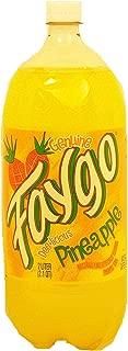 product image for Faygo pineapple flavor soda, 2-liter plastic bottle