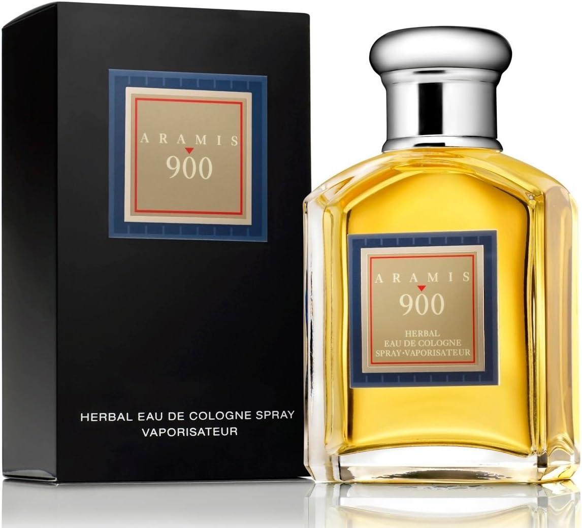 Aramis 900 Herbal Agua de Colonia Spray - 100 ml