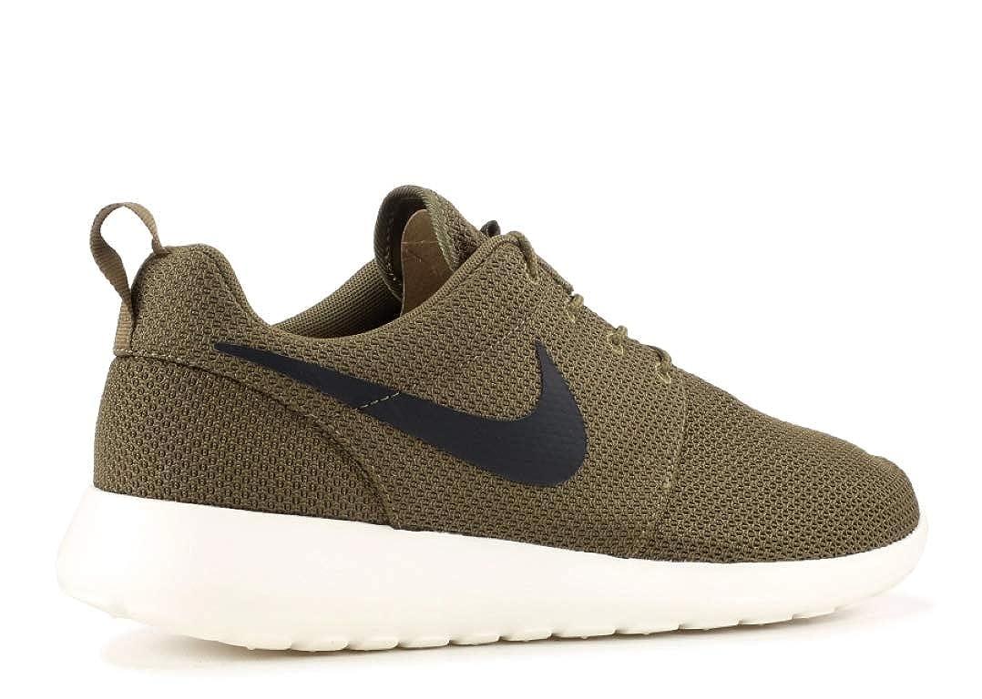 reputable site fd01c 8efe3 Amazon.com   Nike Roshe Run Rosherun Iguana NSW Mens Sportswear Running  Shoes 511881-201   Road Running