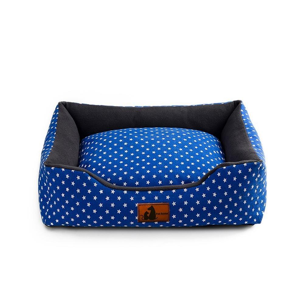 B 40x30cm B 40x30cm Kaxima Pet Bed for Washable Pet Litter Mat