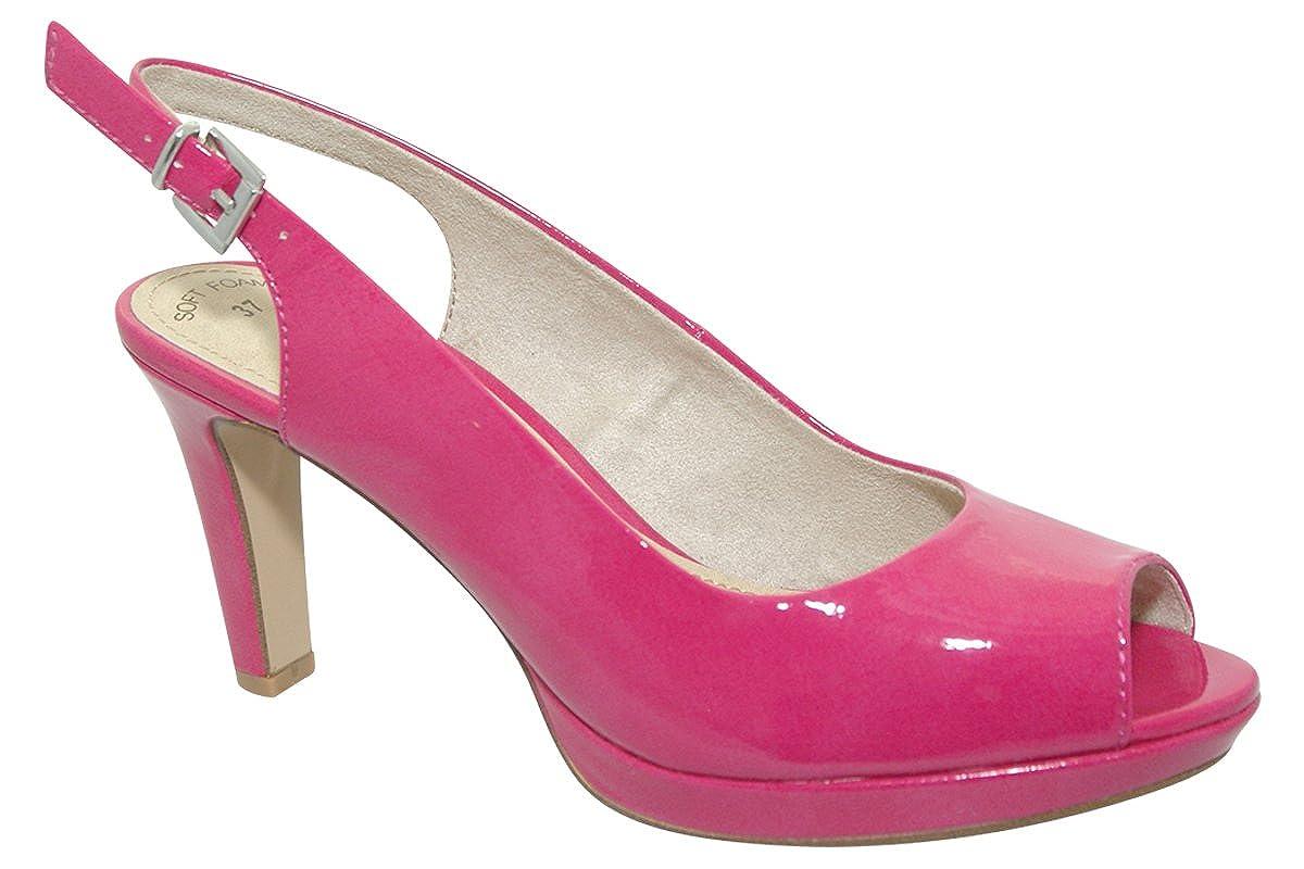 S.Oliver Pumps,Modisch,Fashion Damen Sling-Pumps 29602-20,Frauen Slingback Pumps,Modisch,Fashion S.Oliver 810cfb