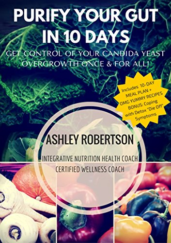 Purify Your Gut Days Overgrowth ebook product image