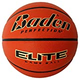 "Baden Elite Indoor Game Basketball, NFHS Approved,Official Size 7 (29.5"")"