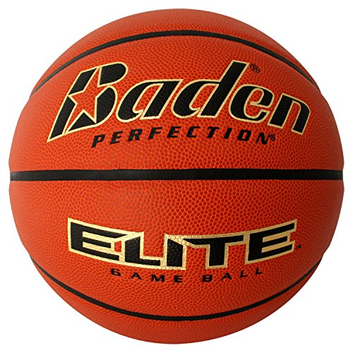 (Baden Elite Indoor Game Basketball - Size 6)
