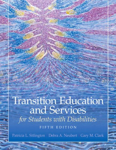 Transition Education and Services for Students with Disabilities (5th Edition)