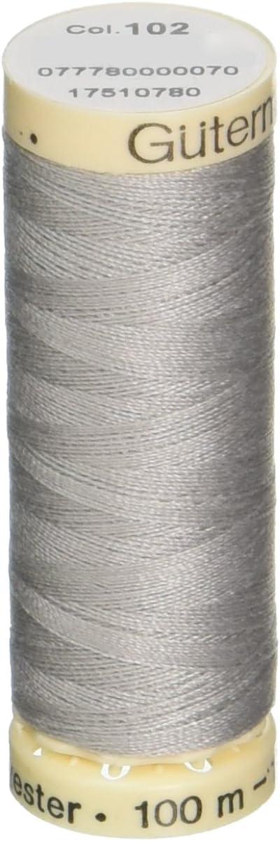 2 SPOOLS Gutermann Sew-All Thread 100m110y BRONZITE #775