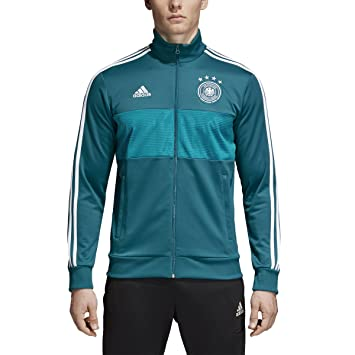 04d09910a64 Amazon.com : adidas World Cup Soccer Mens Soccer 3 Stripes Track Top :  Sports & Outdoors