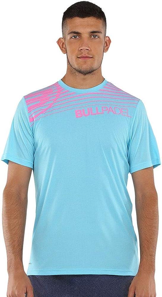 Bull padel Camiseta Bullpadel Choco 073 Camiseta Hombre