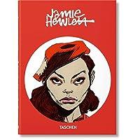 Jamie Hewlett. 40th Anniversary Edition (English, French and German Edition)