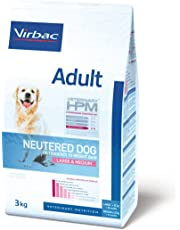 Virbac Veterinary HPM Adult Neutered Large & Medium Dog 12 kg