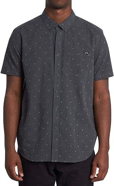 Billabong All Day Camisa Jacquard para hombre: Amazon.es: Ropa y accesorios