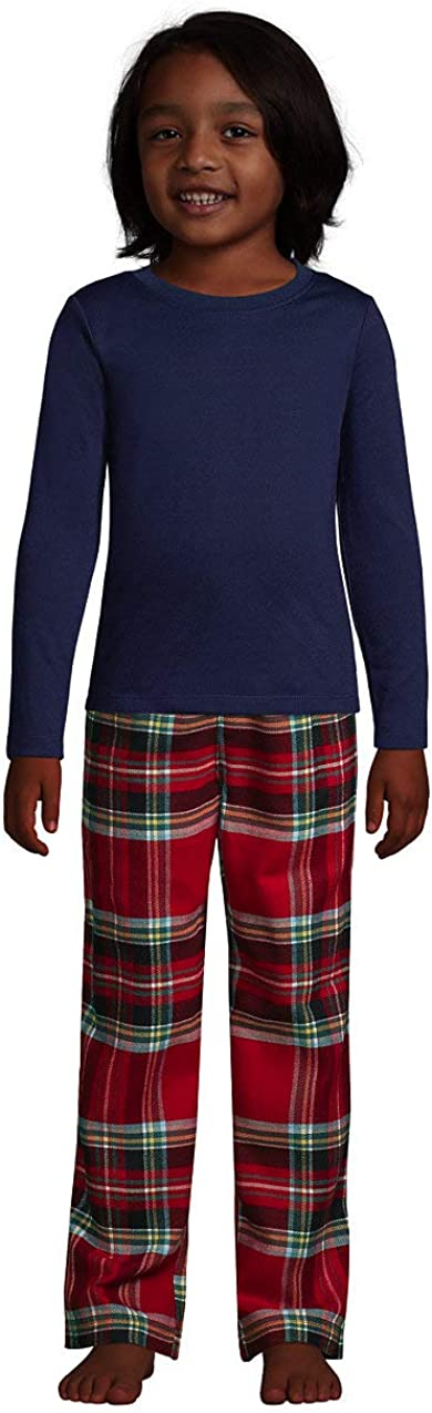 Lands End Kids French Terry Sleep Top
