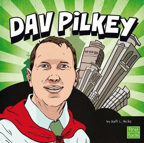 Read Online Dav Pilkey (Your Favorite Authors) ebook