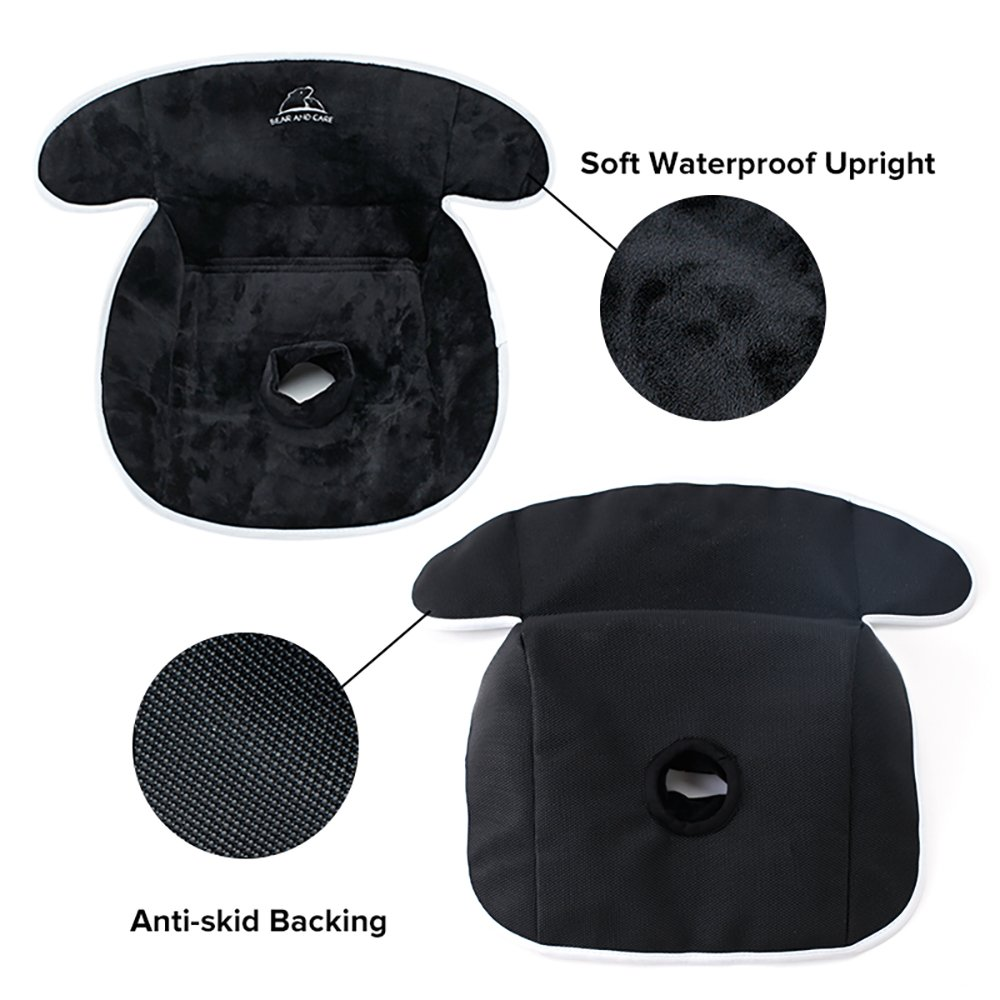 Bear and Care Piddle Pad Car Seat Saver Crash Tested for Car SeatStroller Potty Training Pad Waterproof Kid Seat Liner Reusable Seat Protector for your Child Infant Baby Toddler Carseat Stroller Accessories