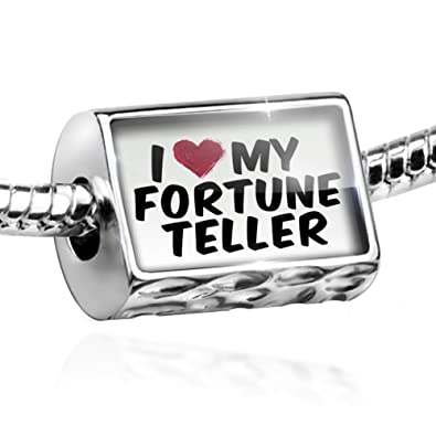Amazon com: NEONBLOND Bead I Heart Love My Fortune Teller