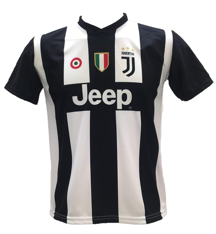 Maglia Juventus Moise Kean 18 Maglietta Calcio Juve Prodotto ...