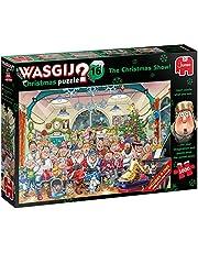 Wasgij Christmas 16 1000 stukjes + 1000 stukjes puzzel gratis