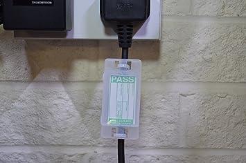 Kabel Snap Tags (10 Stück), die sicher Label/Tag Kabel unter 8 mm ...