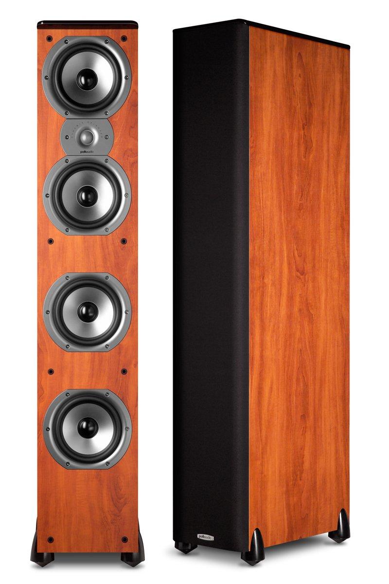 Each Cherry Polk Audio TSi500 Floorstanding Speaker