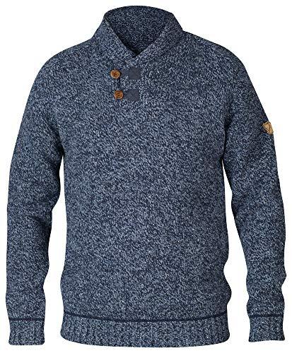 Fjallraven - Men's Lada Sweater, Dark Navy, S