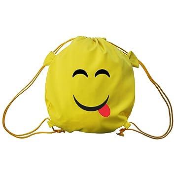 Trend de Bag con texto impreso - Emoji emoticón - 65201 ...