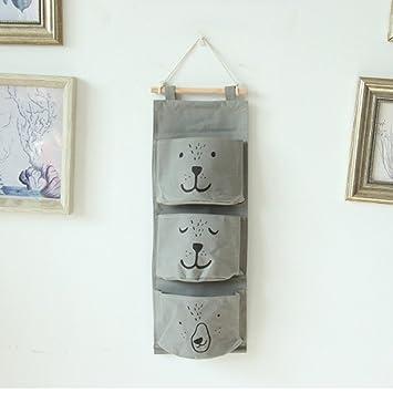 Ordnungssystem Kinderzimmer | Gwell Suss Ordnungssysteme Hangender Organizer Mit 3 Taschen