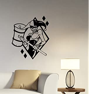 Amazoncom Personalized Name Batgirl Logo Wall Decal Custom - Custom vinyl wall decals logo