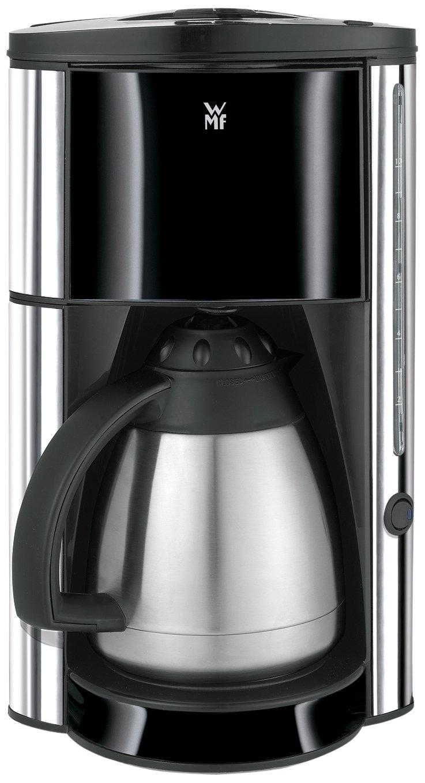WMF Nero Thermo Independiente Semi-automática - Cafetera (Independiente, Cafetera de filtro, De café molido, 900 W, Negro): Amazon.es: Hogar