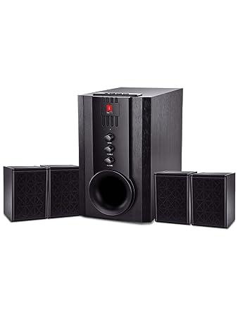 iBall Tarang 4.1 FM, USB, SD/MMC Computer Multimedia Speaker