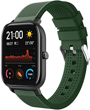 Amazon.com: Shan-S Band Compatible for Amazfit GTS Watch ...