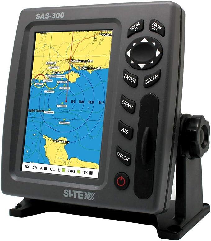 SITEX SAS-300 AIS Class B Modulo W/EXTERNAL GPS Antena ...