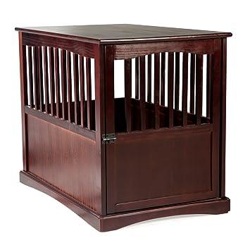 Newport Pet Crate End Table