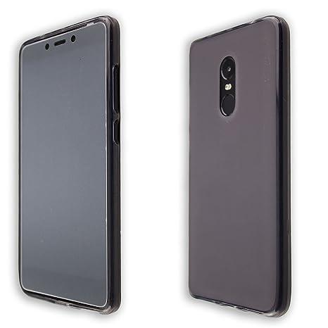 Funda Xiaomi Redmi Note 4X Global (LTE Band 20) TPU-Carcasa ...