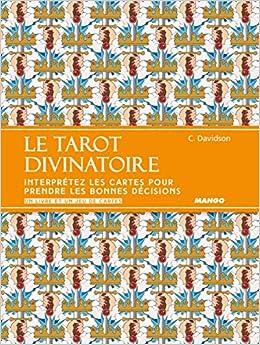 Carte Tarot Divinatoire.Amazon Fr Le Tarot Divinatoire Interpretez Les Cartes
