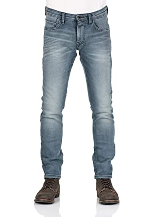 TOM TAILOR Denim für Männer Jeanshosen Piers Super Slim Jeans  Amazon.de   Bekleidung 233d664a3f