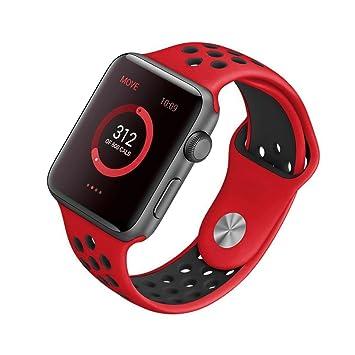 Apple watch armband rot