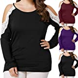 SMALLE ◕‿◕ Clearance,Large Size Women Lace