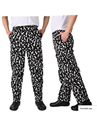 Chef Clothing Classic Baggy Pepper Chef Pants