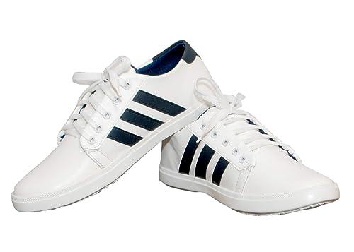 Begone Men Shoes Ranger White Navy Blue