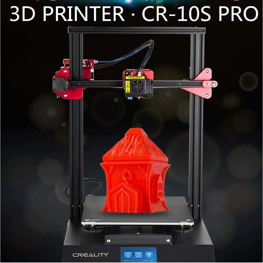 Laecabv Creality CR-10S Pro 3D Printer Impresora 3D - Nivel ...