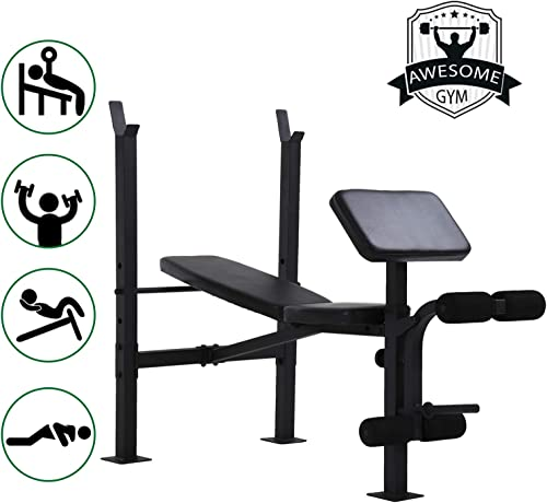 Adjustable Weight Bench Workout Bench
