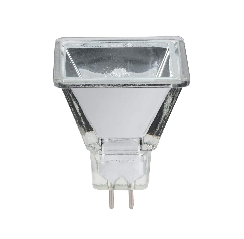 Paulmann Licht 833.71 É clairage inté rieur, Verre, GU5.3, 20 W, Silber, 4,5 x 37 x 4,5 cm