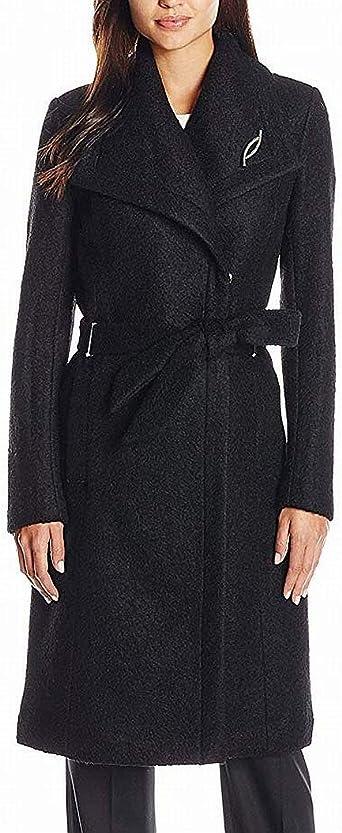 Ivanka Trump Women's Boucle Pin Coat