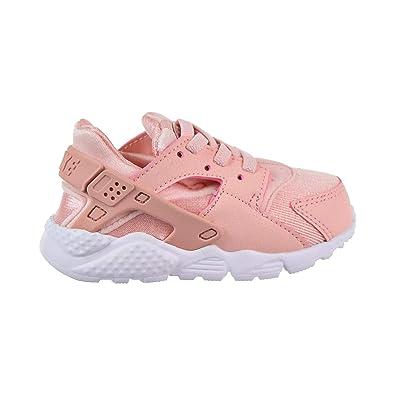046ecc9f63c9a Amazon.com | NIKE Huarache Run SE Toddler's Shoes Storm Pink/Rust ...