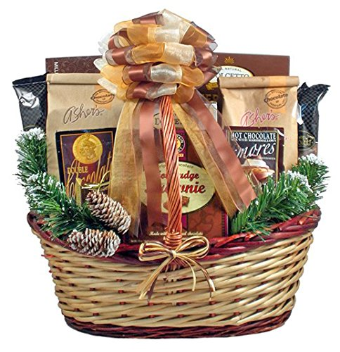Old Fashioned Christmas Deluxe Holiday Gourmet Gift Basket